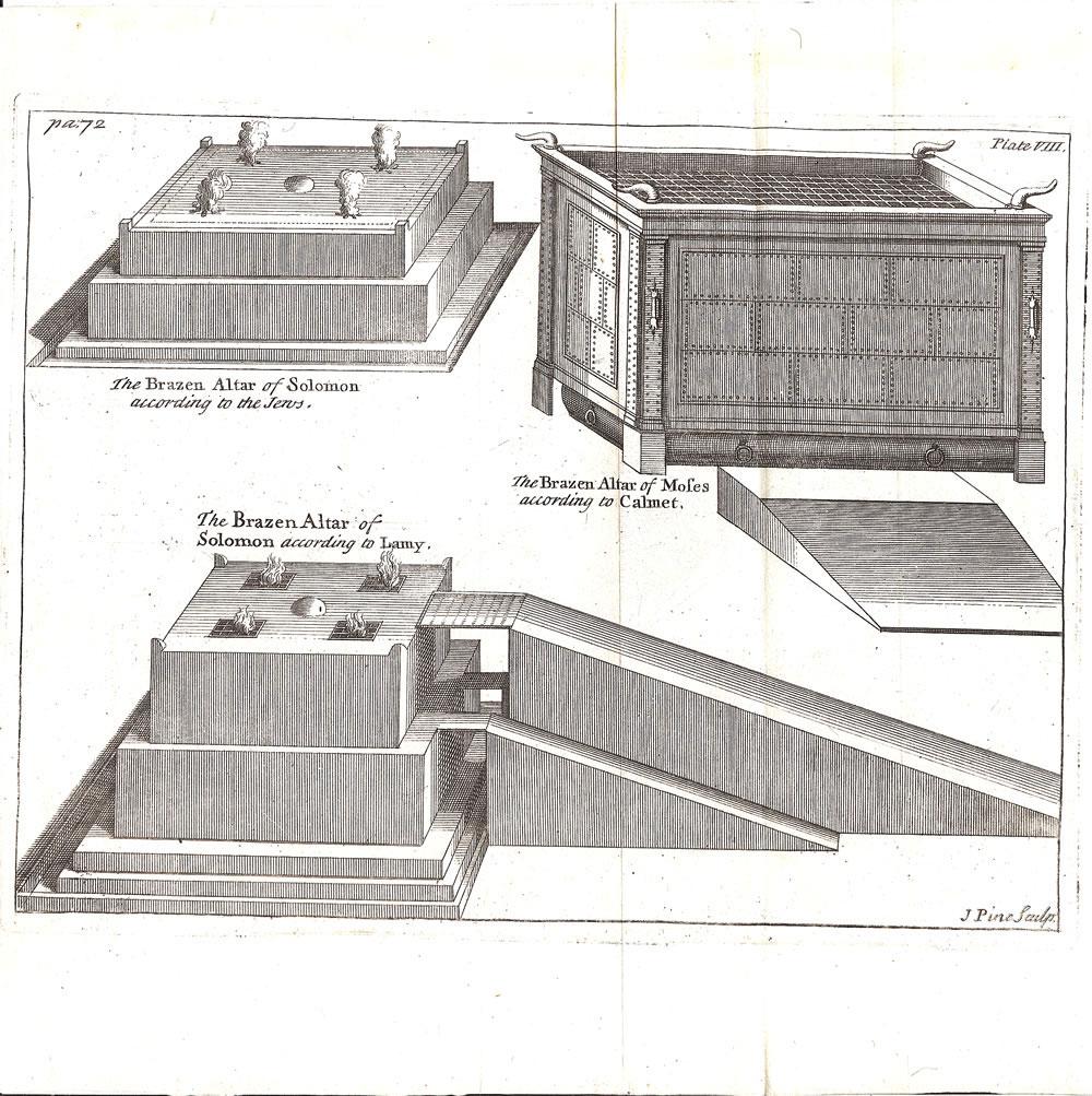 The Brazen Altar of Solomon