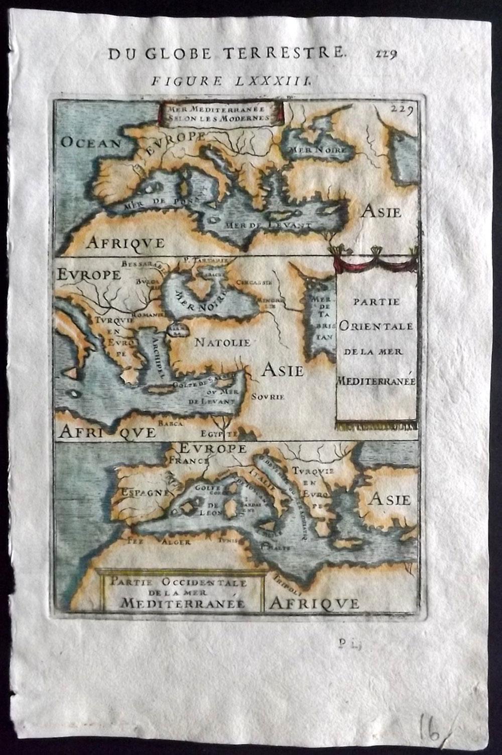 Partie Orientale de la Mer Mediterranee