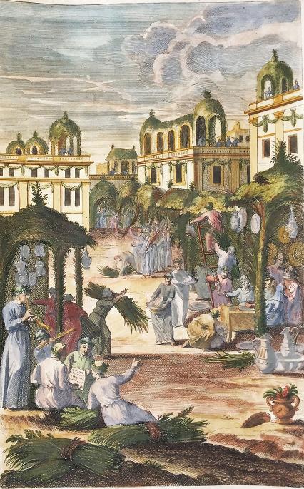 Sukkot – Feast Of Tabernacles