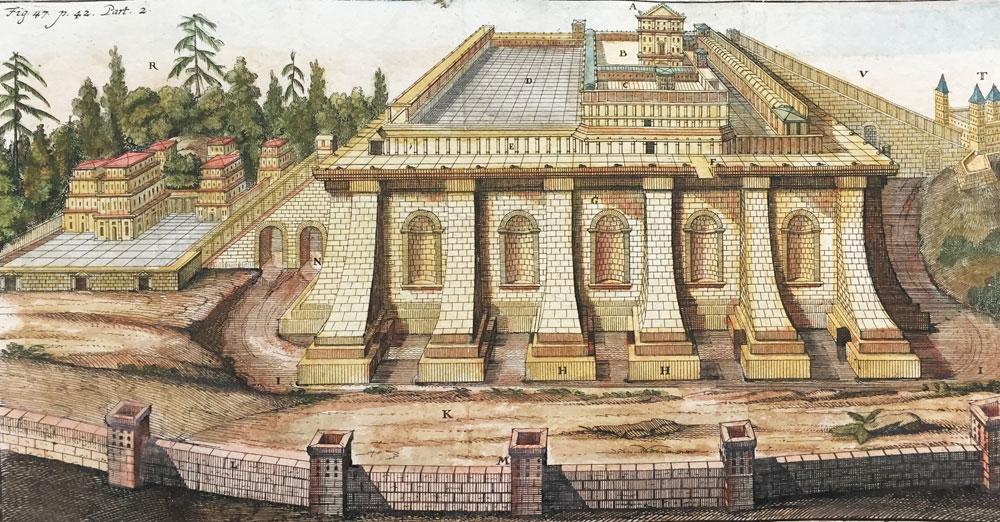 King Solomon Temple in Jerusalem