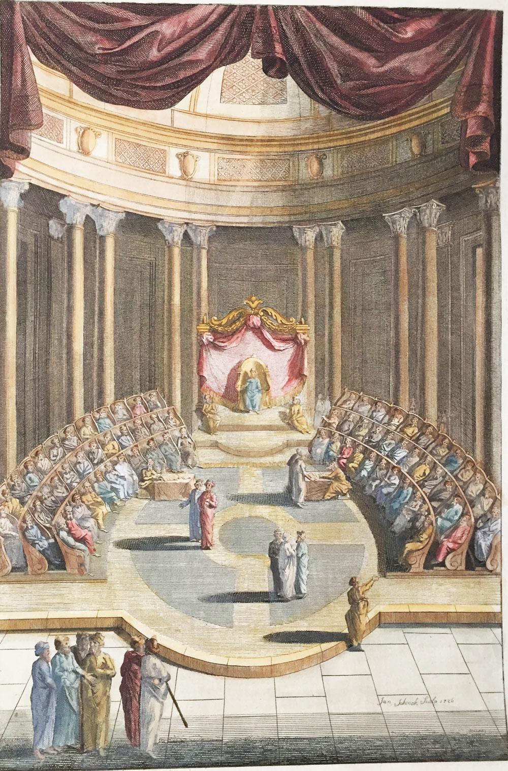 Sanhedrin, of Groote Raad der Jooden
