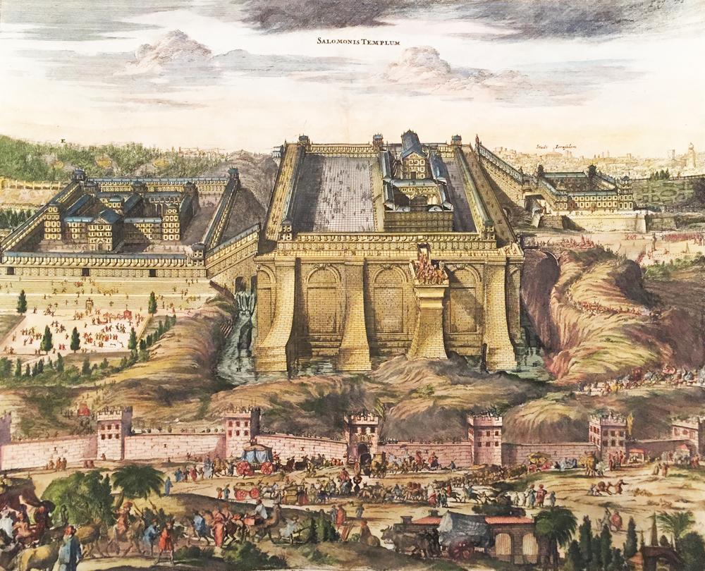 Holy Temple – Jerusalem