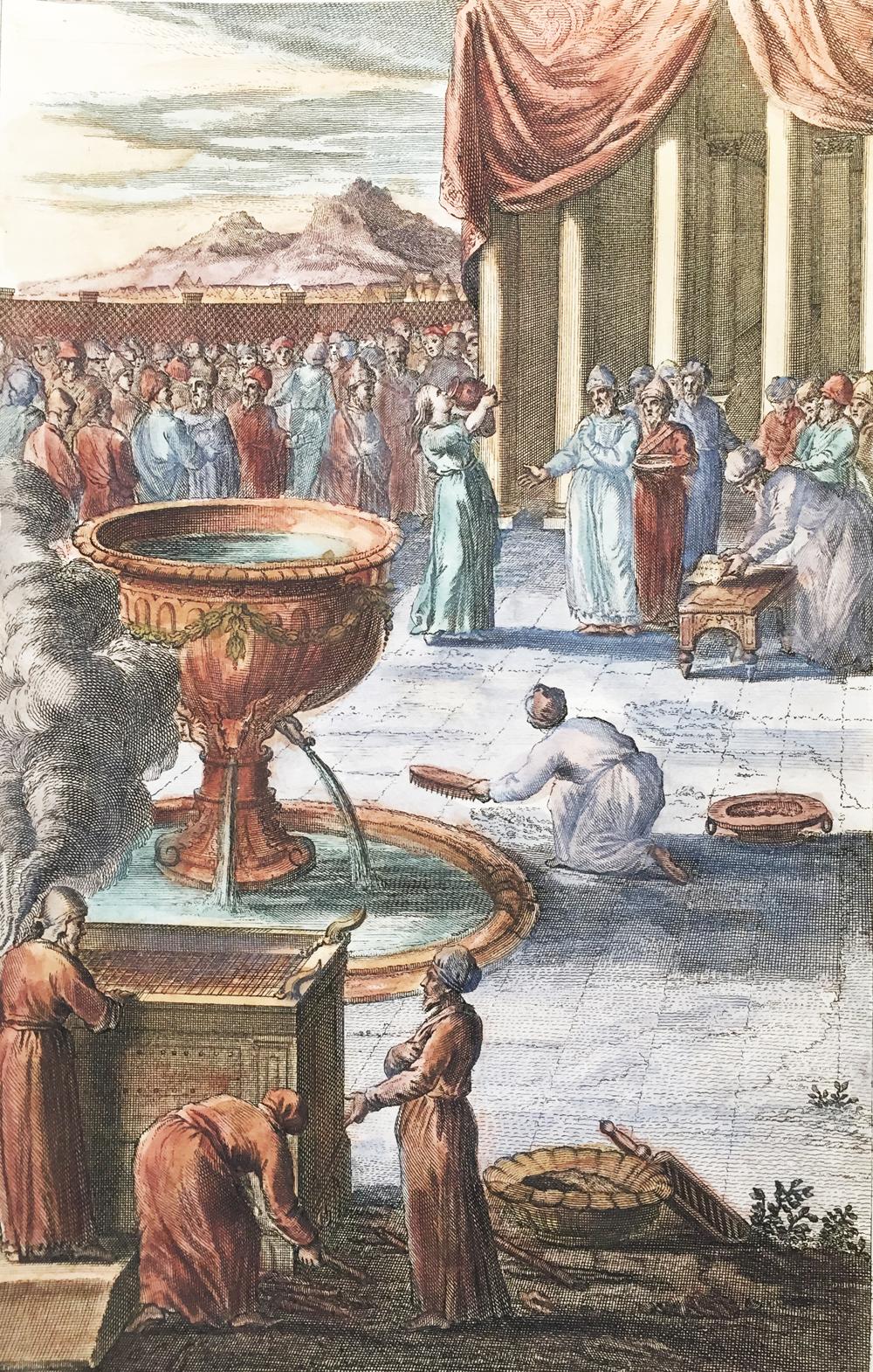 Ceremonies Des Faux De Jalousie