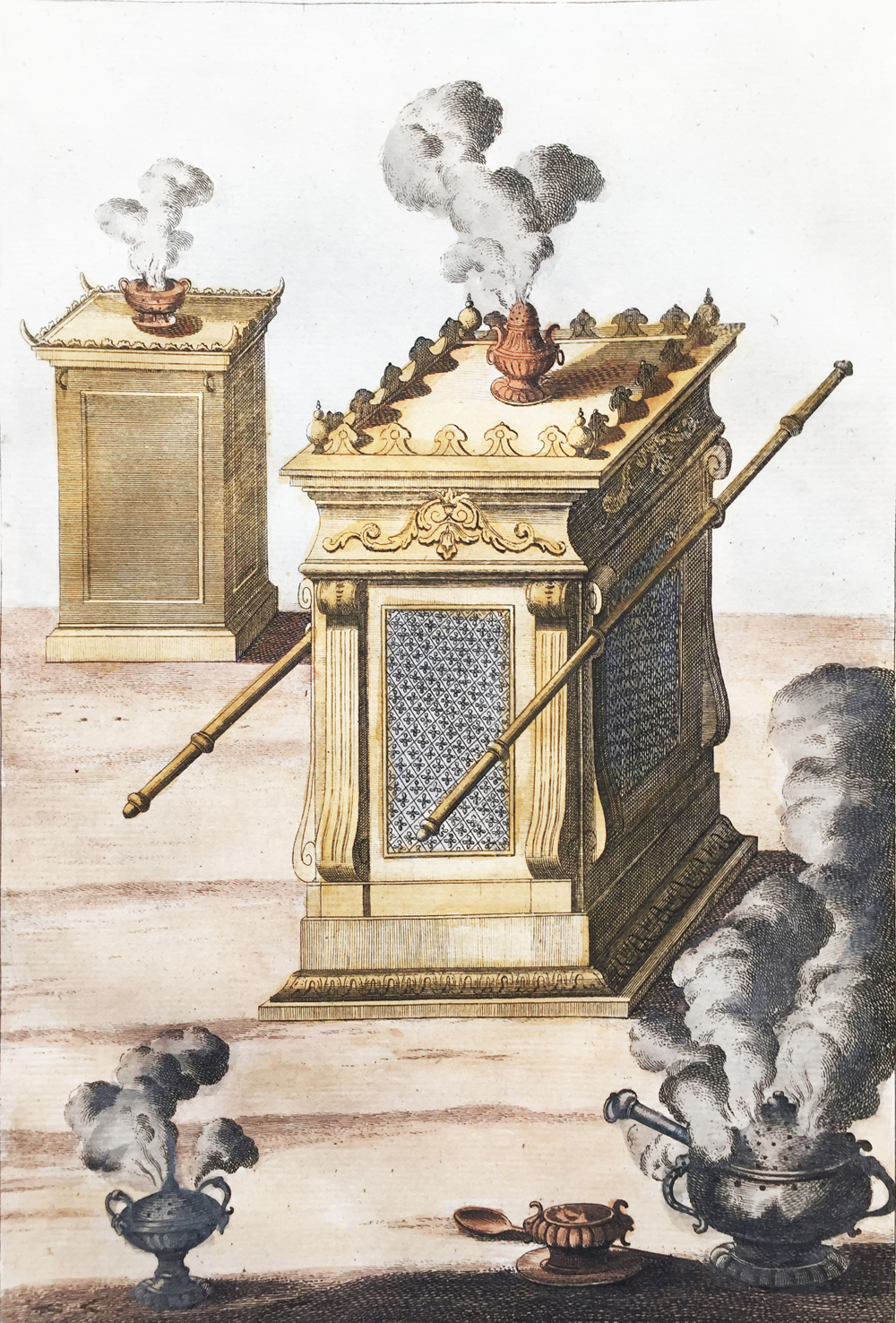 Alter of Incense