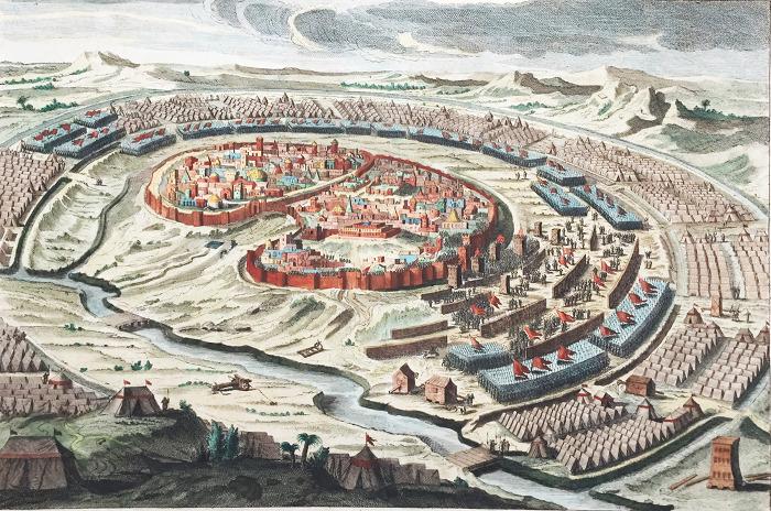 Belegering van Jerusalem Door Nebucadnezar