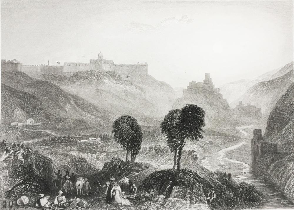 Mount Moriah, Jerusalem