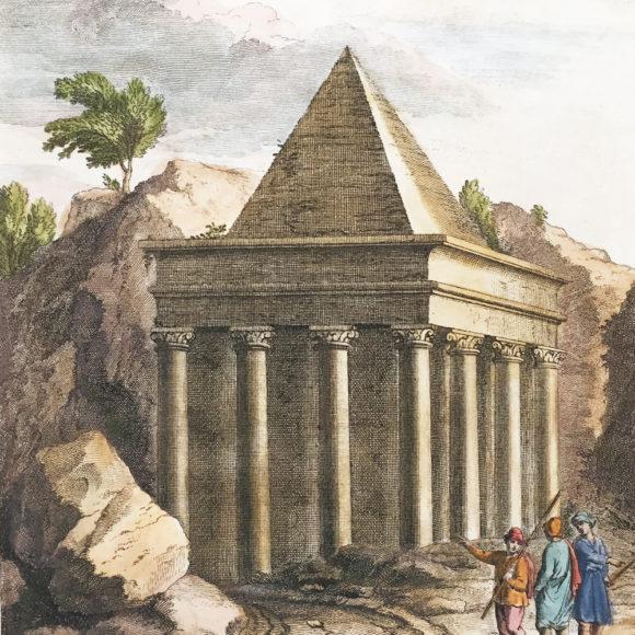 Tombeau de Zacharie
