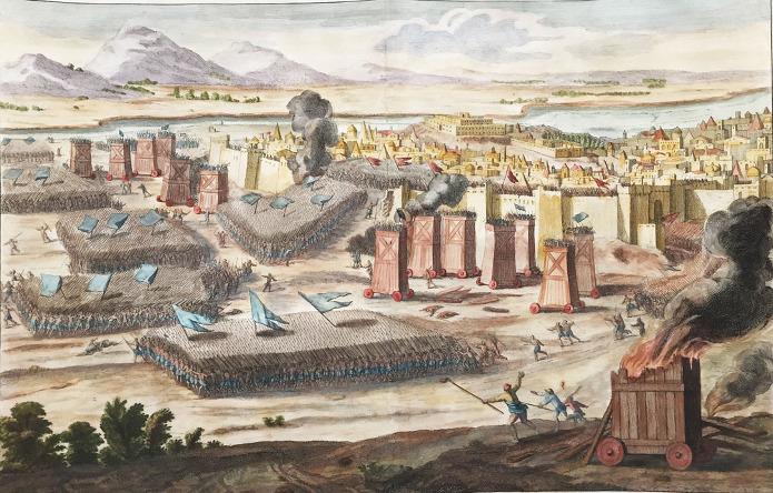 Siege of Jerusalem under Antiochus, Hanukkah