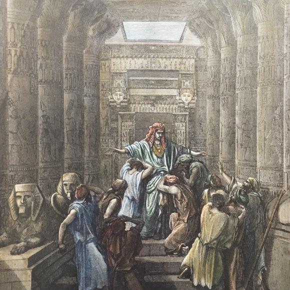Joseph Making Himself Known To His Brethren