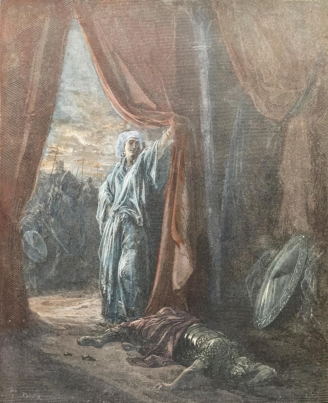 SISERA SLAIN BY YAEL