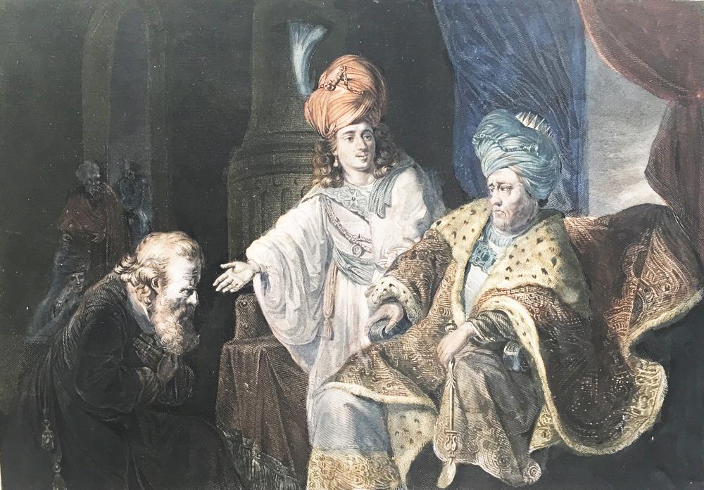 Joseph Pharaoh and Jacob